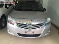 Cần bán lại xe Toyota Vios E đời 2012, màu bạc chính chủ