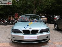 Cần bán gấp BMW 3 Series 325i năm 2004, màu xanh lam