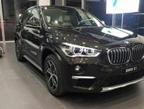 Bán ô tô BMW X1 2016, màu đen, nhập khẩu nguyên chiếc, ưu đãi lớn