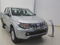 Cần bán xe Mitsubishi Triton 2016, màu bạc, nhập khẩu nguyên. Liên hệ: Võ Như Hòa 0917478445