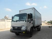 Chyên cung cấp xe tải Hino 3.5 tấn WU352L-NKMQHD3 thùng dài 5m xe đời 2016