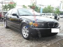 Cần bán xe BMW 3 Series 325i đời 2002, màu đen xe gia đình