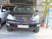 Bán Lexus GX 470 V8 đời 2004, màu đen, nhập khẩu