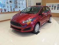 An Đô Ford: Bán xe Ford Fiesta Fiesta Sport động cơ 1.5L số tự động 6 cấp đời 2016, màu đỏ