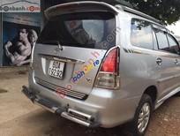 Cần bán lại xe Toyota Innova V đời 2008, màu bạc, 515 triệu