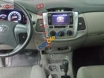 Cần bán Toyota Innova G 2014, màu vàng số tự động