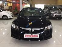 Cần bán Honda Civic sản xuất 2010, màu đen, 435tr