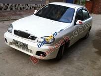 Cần bán Daewoo Lanos SX đời 2002, màu trắng