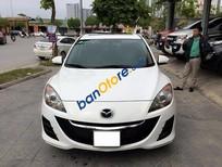 Bán Mazda 3 2010, màu trắng giá cạnh tranh