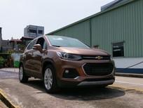 Cần bán xe Chevrolet Trax (5+2) 2016, màu nâu, nhập khẩu chính hãng, giá cạnh tranh