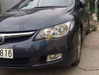 Bán xe Honda Civic 2.0AT đời 2007, nhập khẩu chính hãng