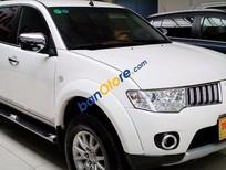 Cần bán Mitsubishi Pajero Sport đời 2013, màu trắng