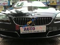 Cần bán BMW 6 Series 640i 2012, màu đen, nhập khẩu