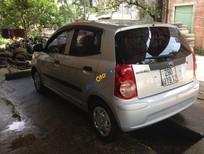 Bán xe Kia Morning Van đời 2010, màu bạc số tự động