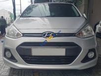 Bán xe cũ Hyundai i10 1.2 AT đời 2014, màu bạc số tự động, giá 425tr