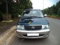 Bán Toyota Zace GL sản xuất 2004 xe gia đình
