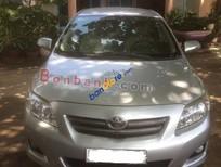 Mình bán ô tô Toyota Corolla Altis 1.8AT 2009, màu bạc