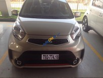 Bán Kia Morninng sản xuất 2016, xe mới 100 %, màu vàng cát, LH đại lý Kia 0902.230.366