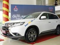 Bán Mitsubishi Outlander Sport GLX 2016, màu trắng, nhập khẩu chính hãng, giao hàng ngay