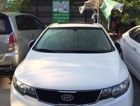 Bán ô tô Kia Forte SLI 2009, màu trắng, xe nhập, giá tốt