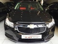 Bán xe Chevrolet Cruze LS đời 2011, màu đen, số sàn