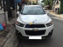 Cần bán xe Chevrolet Captiva LTZ đời 2015, màu trắng