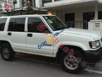 Mình bán Isuzu Trooper đời 2002, màu trắng, xe nhập chính chủ