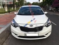 Em bán Kia K3 1.6MT năm 2014, màu trắng xe gia đình