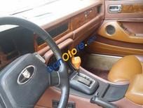 Bán Jaguar XJ-Series năm 1988, màu đen, nhập khẩu số sàn