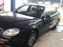 Bán xe Daewoo Leganza sản xuất 2001, màu đen, xe nhập