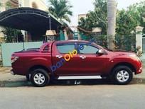 Cần bán lại xe Mazda BT 50 MT năm 2014, màu đỏ số sàn, giá 565tr