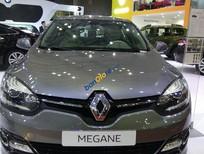 Bán Renault Megane  2016, màu xám (ghi), nhập khẩu chính hãng