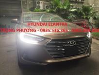 Bán ô tô Hyundai Elantra 2016, màu nâu, giá chỉ 585 triệu