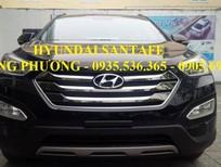 Bán xe Hyundai Santa Fe đà nẵng , màu đen,LH : TRỌNG PHƯƠNG – 0935.536.365