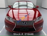 Bán Lexus ES 300h đời 2013, màu đỏ, nhập khẩu nguyên chiếc
