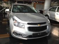 Cần bán xe Chevrolet Cruze LT đời 2016, màu bạc, xe nhập