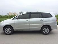 Cần bán gấp Toyota Innova G 2009, màu bạc, giá tốt
