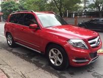 Cần bán xe Mercedes GLK 300 2013, màu đỏ