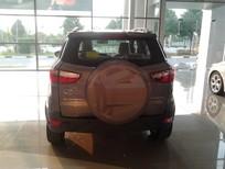 Cần bán xe Ford EcoSport Titanium 2016, màu nâu