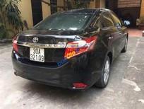 Bán xe Toyota Vios E đời 2012, màu đen số sàn, giá chỉ 480 triệu