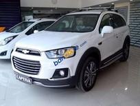 Cần bán Chevrolet Captiva LTZ đời 2016, màu trắng