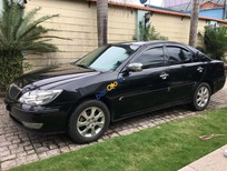 Cần bán xe Toyota Camry đời 2005, màu đen, 515 triệu