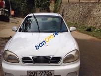 Bán ô tô Daewoo Lanos MT đời 2003, màu trắng, giá 95tr