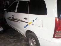 Cần bán xe Toyota Innova J đời 2007, màu trắng xe gia đình