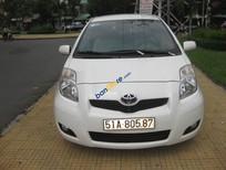 Bán xe Toyota Yaris 1.3AT đời 2010, màu trắng, nhập khẩu, 510 triệu