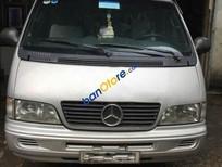 Cần bán gấp Mercedes 140D đời 2002, màu bạc giá cạnh tranh