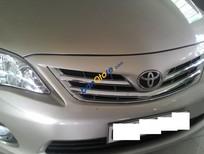 Bán ô tô Toyota Corolla altis G đời 2009, màu vàng xe gia đình, giá tốt