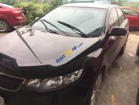 Cần bán xe Kia Forte MT đời 2012, màu đen số sàn, giá 499tr