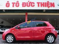 Cần bán xe Toyota Yaris 1.3AT sx 2009, màu đỏ, nhập Nhật