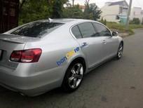Cần bán gấp Lexus GS 350 đời 2008, màu bạc, xe nhập